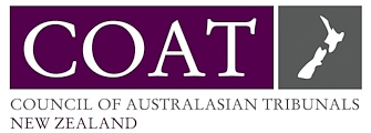 COAT - Council of Australasian Tribunals New Zealand