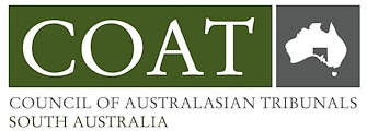 COAT - Council of Australasian Tribunals South Australia