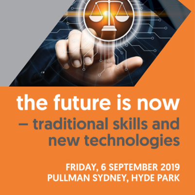 We are pleased to announce the 2019 COAT NSW Conference will take place Friday 6 September, Pullman Sydney, Hyde Park